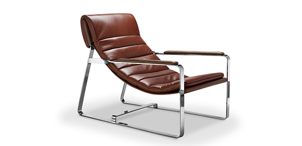 DC25 Weily Lounge Chair
