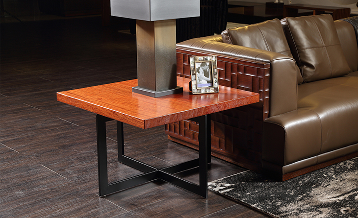 Vitor end table